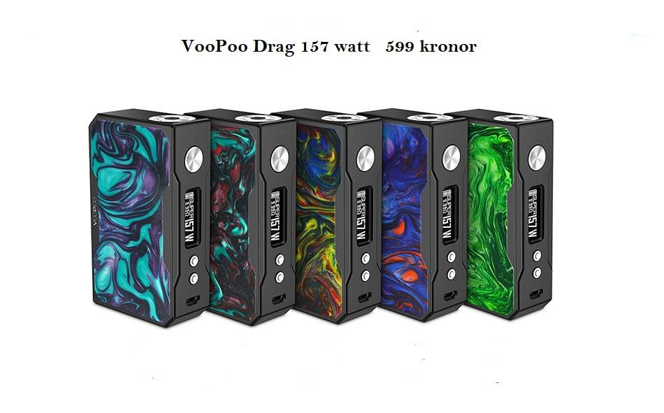 VooPoo DRAG 157 Watt
